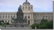 ウィーン市内の風景