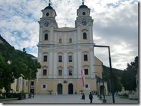 シュティフト教会の全景