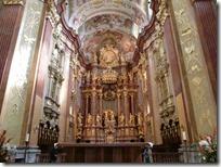 メルク修道院の礼拝堂