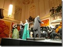 王宮オーケストラと歌手