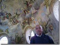 カールス教会の大壁画