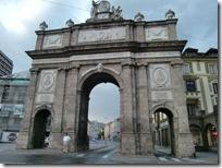 インスブルクの凱旋門