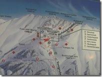 ゼーグルーベの案内地図