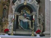 ヤーコプ教会のピエタ像