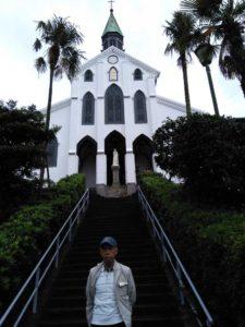 世界遺産・大浦天主堂