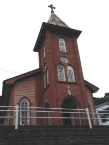 旧鯛ノ浦教会