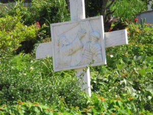 十字架にかけられるキリスト